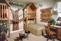 Bedrooms / by The Cove School