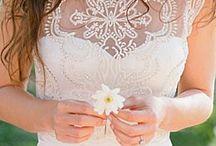 wedding dresses / by Paige Bebeau