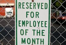 Employee Recognition  / by Psychologically Healthy Workplace Program