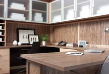 At Work: Office Spaces / by California Closets