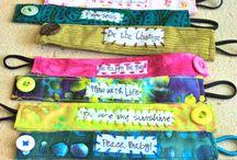 bracelets / by chrissy pi