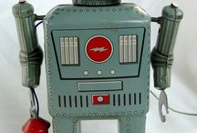 ROBOTS! / by Got Retro