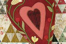 Wool Projects: Hearts / by Liz Geisert Kirk
