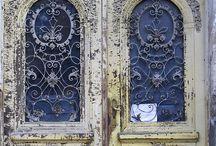 Portals & Skylights / windows & doors / by Terri Osborne