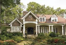 Beautiful Houses  / by Cindy Clark