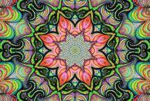 Mandalas / by Karlene Johnston