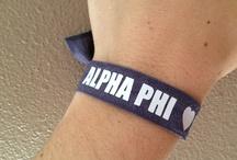 Alpha Phi / by Alexis Antonucci