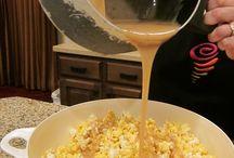 Popcorn / by Lois Sikora-Chamberlain