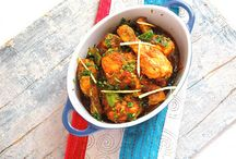 Recipes {Indian} / by Tania
