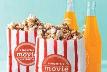 Movie Night Ideas / by Tessa Naber