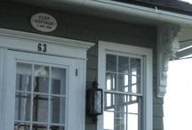 house names  / by Anne Bradley