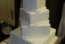 Wedding cakes / by Linda Moonshower