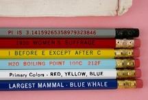 Stuff for Teachers / by Virginia Bell