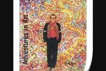 Keith Haring / His Artwork / by Debbie Dellarocca