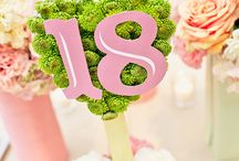 table numbers / by Saundra Hadley