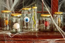 Halloween / Costumes, crafts, tricks, and treats for Halloween! / by Michelle DuPuis