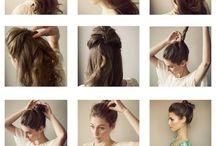 Hair! / by Catherine Salazar