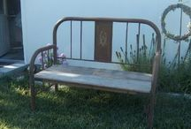 outdoor flea market style / by Crabapple Cottage