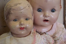 dolls / by marianne graham