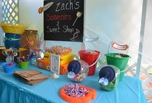 Birthday Party Ideas / by Danielle Bradbury