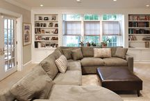 Living Room Ideas / by Reggie Tabora