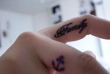 tattoo / by Anne Line Kvernmo