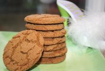 Gingersnap obsession / Determined to make the perfect Gingersnap  / by Tina D.