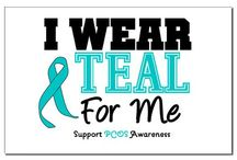 PCOS and me / by Ashley Earling