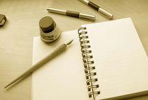 Writing / by Sharon Salonen
