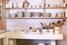 Kitchens / Kitchen Inspiration / by Kensington Button (Emily Tryson)