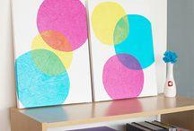 DIY: Wall decor / by sinha83
