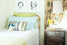 Dreamy Bedrooms / by Mary @ At Home on the Bay