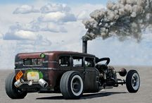 Hot Rods / by Lisa Cannon