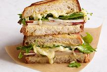 {Sandwiches} / Sandwiches that  love and want to try! / by Lauren {I am THAT Lady}