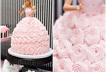 barbie cakes / by Pamela Webster