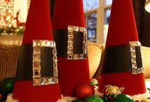 Holiday Crafts / by Courtney Meyer