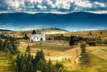 Romania / by Alina H