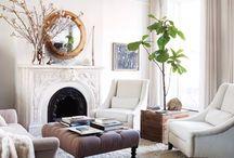 Home Decor & Gorgeous Homes & Spaces / by Lindsay Hutchinson DiMattia