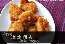Chicken  / Recipes for where chicken is the primary ingredient / by A. E.