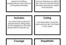Social Skills - Social Work / by Kristen Nicole