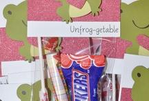 Valentine goody bags / by Joni McBryant