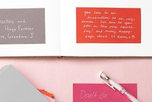 guest book ideas / by Claire Shafer
