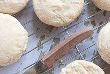 Breads Rolls Biscuits / by Vicki Roberts Techau
