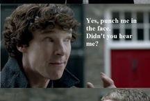 Need more Sherlock / by Jennifer Kotas