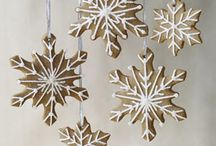 Christmas Crafts & DIY / Christmas crafts, recipes and decor. Holidays ideas. / by Tauni (SNAP!)
