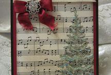 Christmas cards / by Elaine Martinson