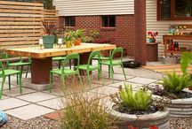 Outdoor Areas / by Tracy Martinez