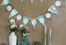 Breakfast at Tiffanys Party Theme / by Hollie McClintock