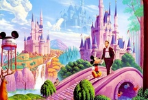 That Disney Magic / by Rachel Lindsay