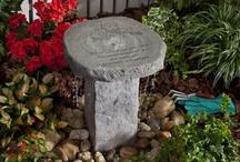 Tribute/Memorial Gardens  / by Garden-Fountains.com